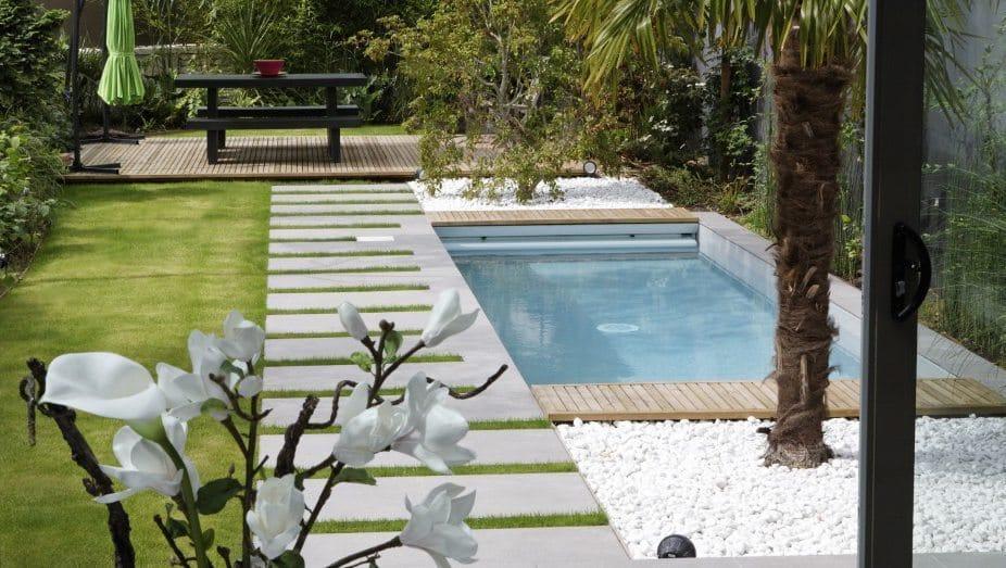 Troph e d argent 2011 pour caron piscines id es piscine for Chauffage piscine 974