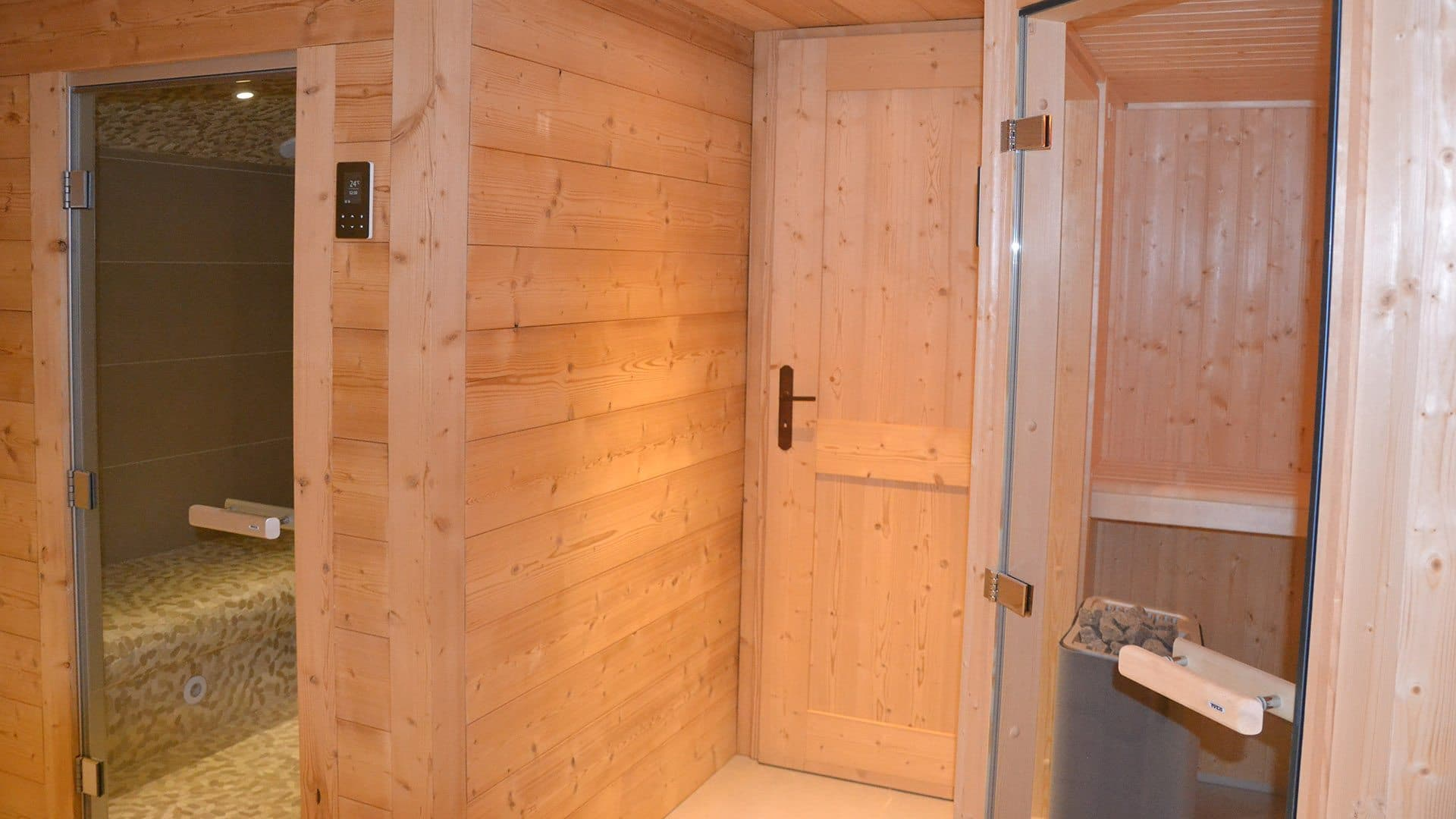 Hammam et sauna nordique france id es piscine for Piscine hammam sauna