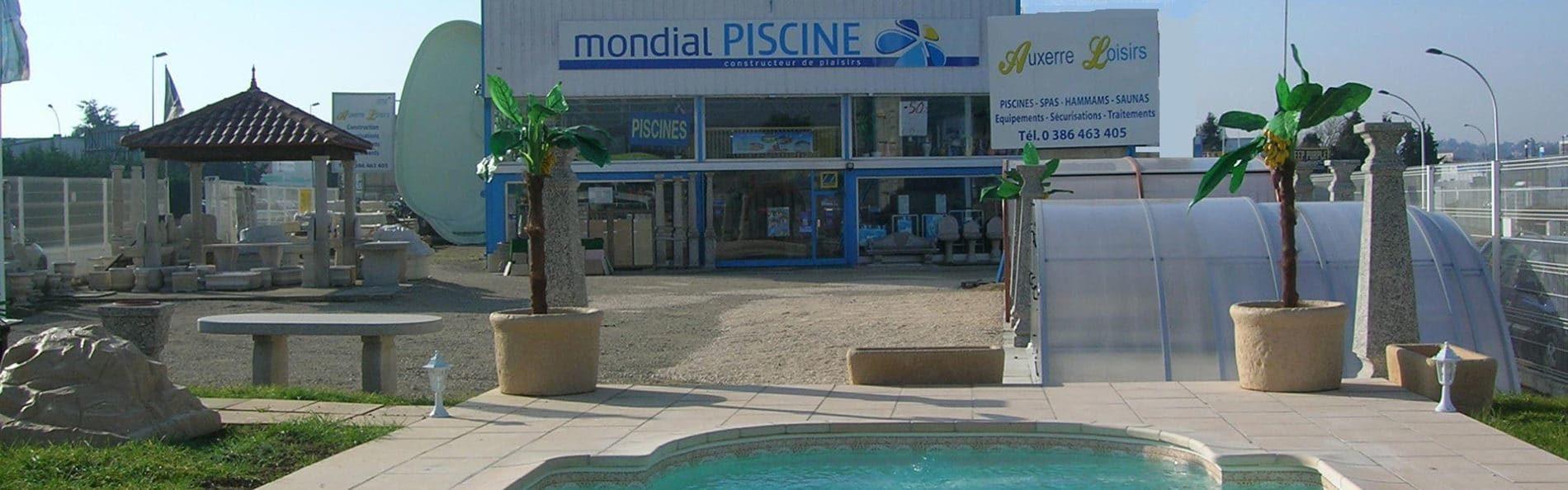 Auxerre Loisirs – Mondial Piscine