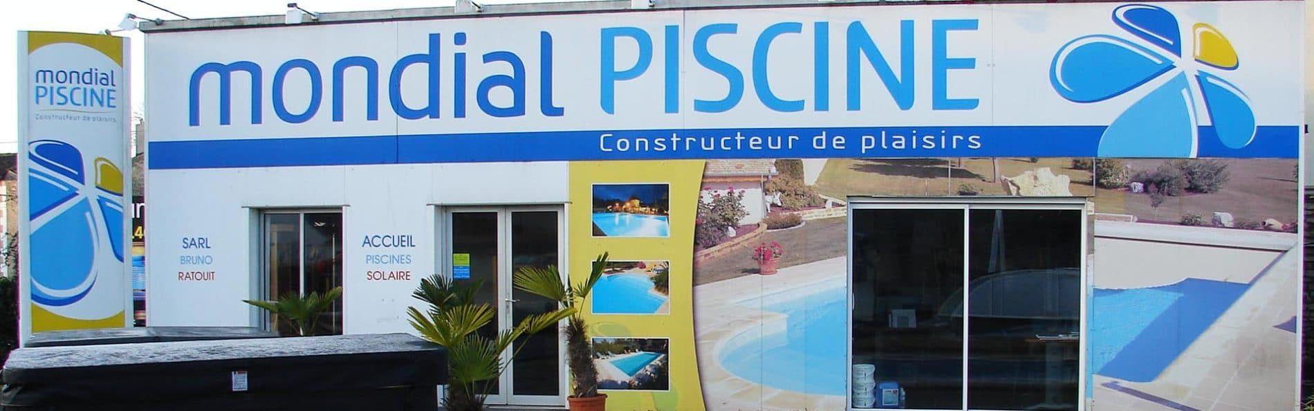 Mondial Piscine Poitiers