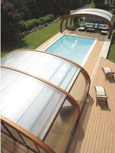 Trophées de la Piscine 2013 - Catégorie abris de piscine ou de spa