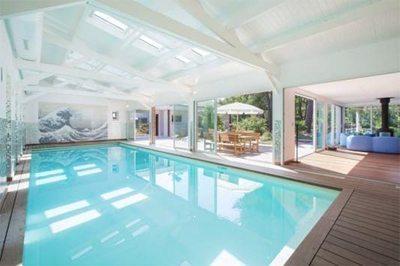 Trophées de la Piscine 2013 - Catégorie piscine intérieure