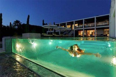 Trophées de la Piscine 2013 - Catégorie piscine de nuit