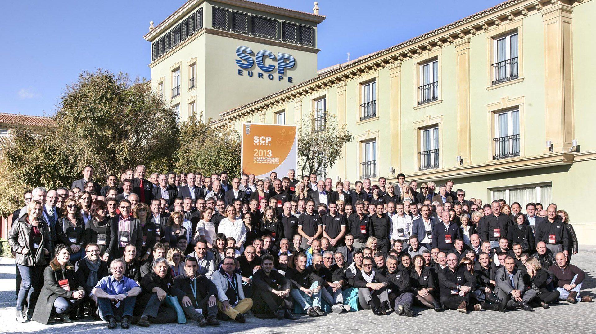 Succès pour les conférences & showcase organisés par SCP Europe à Tolède