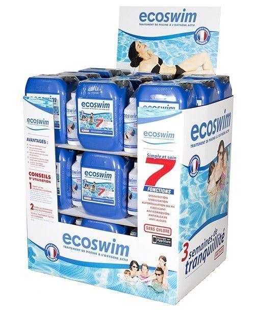 Pour fêter ses 15 ans, Ecoswim se relooke