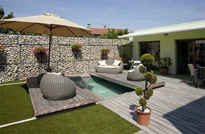Trophées FPP de la Piscine 2014 - Catégorie piscine citadine inférieure à 30 m² de forme angulaire