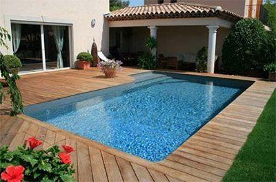 Trophées FPP de la Piscine 2014 - Catégorie piscine citadine inférieure à 30 m² de forme libre