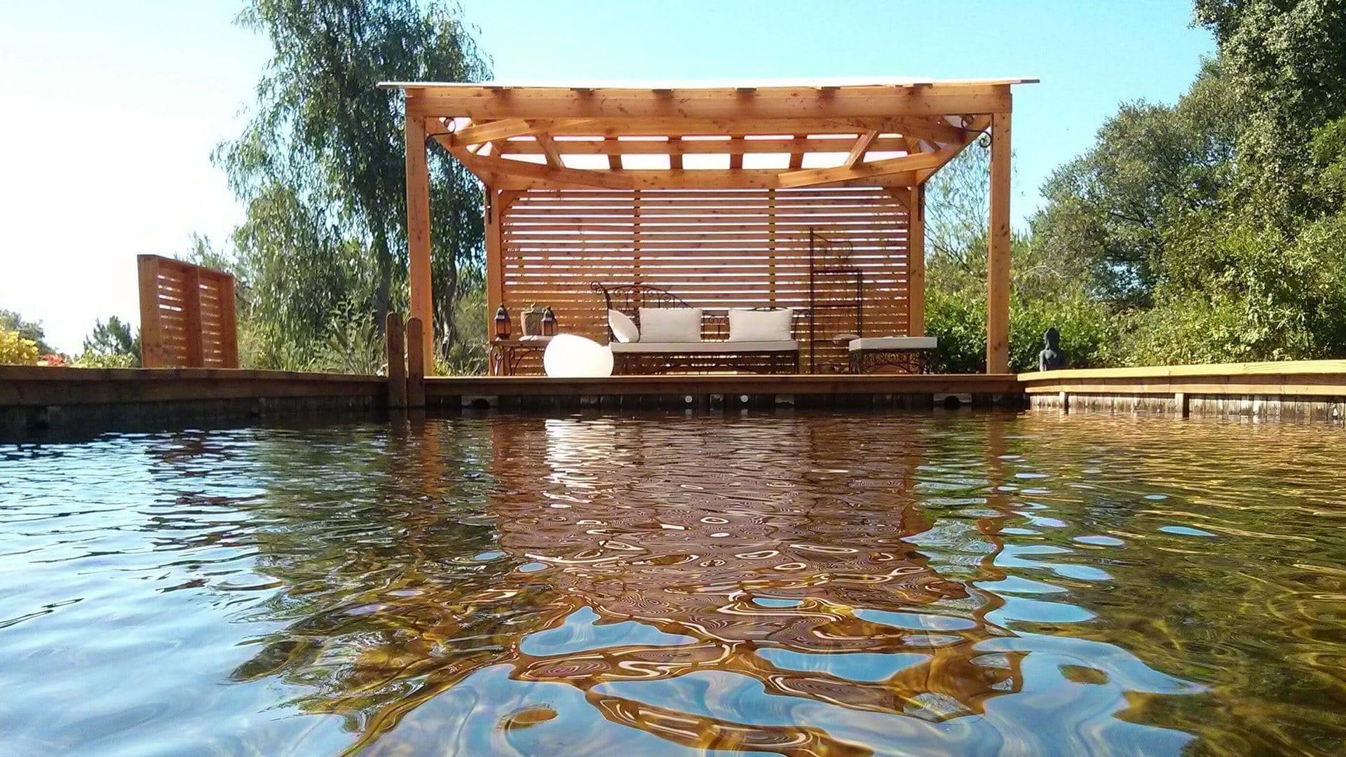 O2pool constructeur de piscine naturelle et cologique en for Constructeur piscine landes