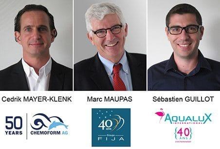 Aqualux : Fija accompagne le groupe Chemoform dans son projet de développement