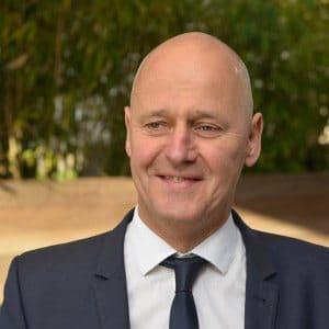 Gilles Mouchiroud, nouveau Président de la Fédération des Professionnels de la Piscine