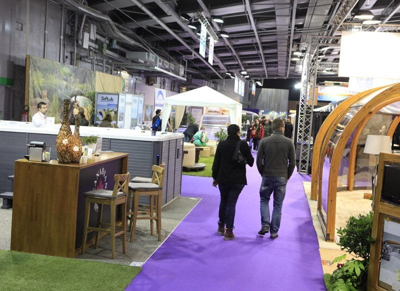Le Salon Piscine & Spa 2012