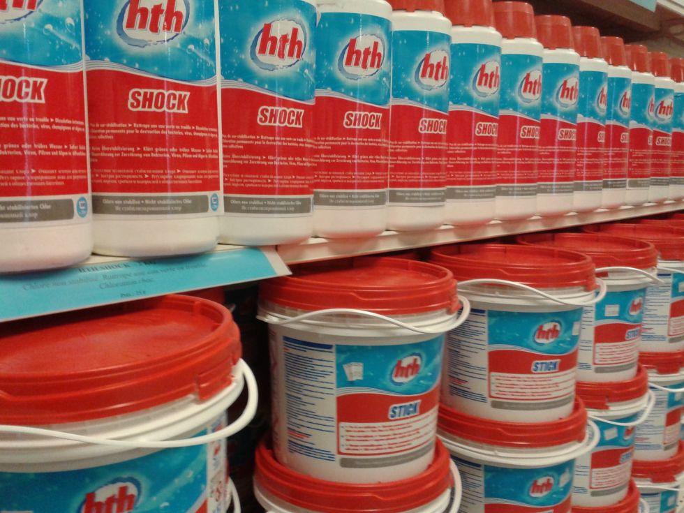L 39 hypochlorite de calcium une solution efficace pour for Chlorure de calcium pour piscine
