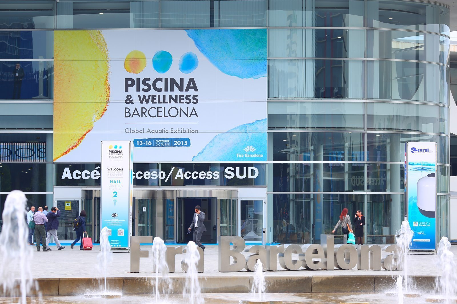 Piscina & Wellness Barcelona 2015