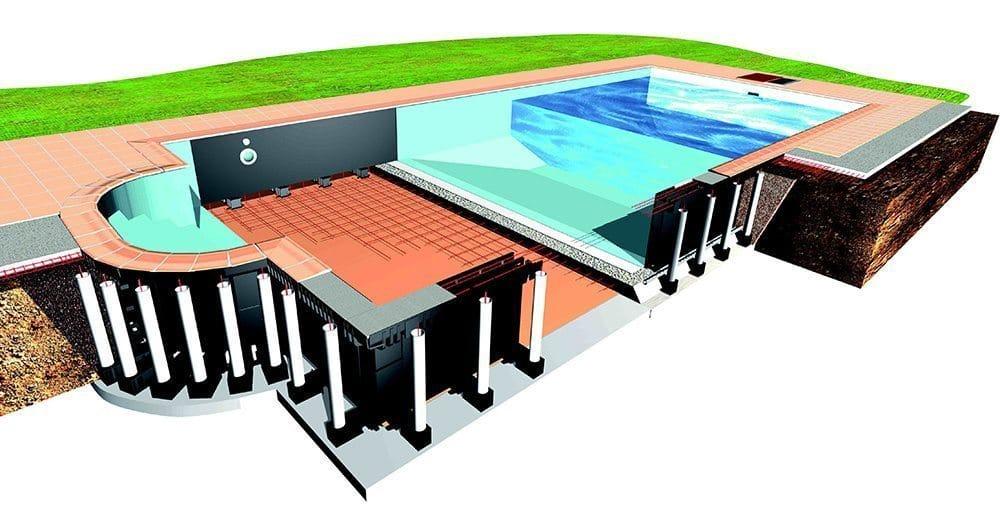 Renouvellement de l 39 avis technique du cstb pour mondial for Mondial piscine