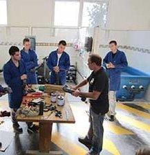 Formation professionnelle au Lycée Chiris de Grasse