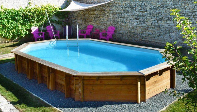 Fluidra rach te les piscines bois sunbay id es piscine for Piscine bois piveteau