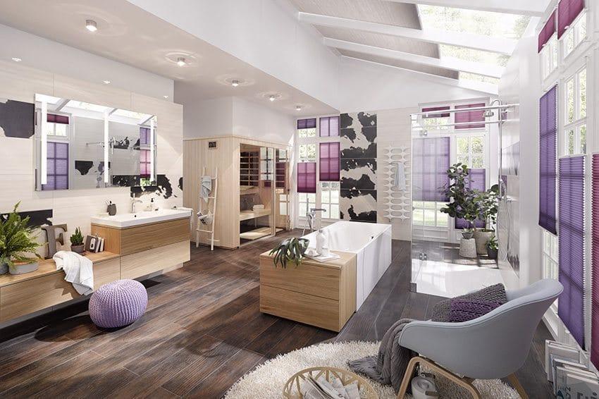 Cabine sauna & infrarouge Visage Vita Helo