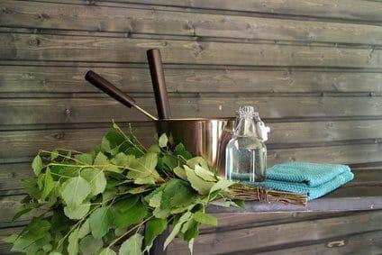 Accessoires du sauna
