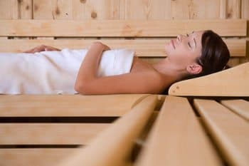 Les bienfaits du sauna