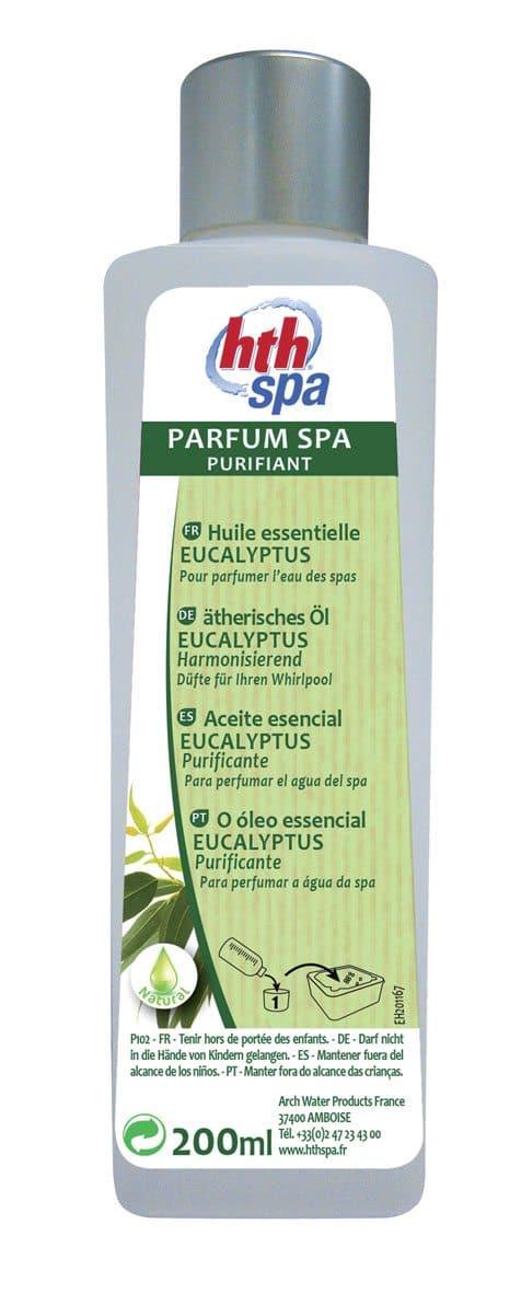 Parfum pour spa hth