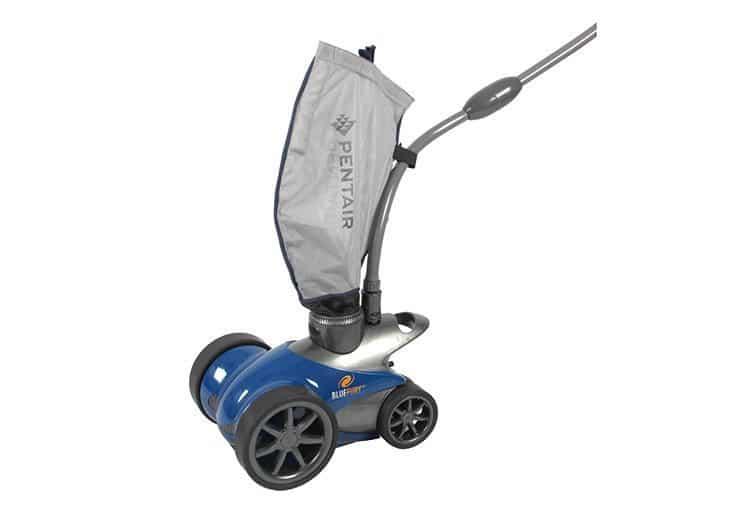 Robot de piscine à pression BlueFury®