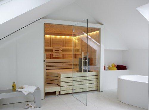 installer un sauna chez soi fabriquer un sauna. Black Bedroom Furniture Sets. Home Design Ideas