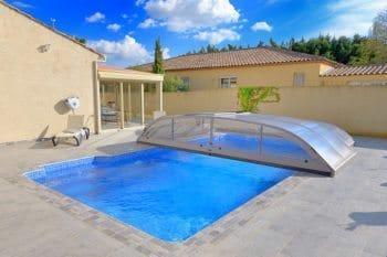 Abriwell - Abri de piscine en kit