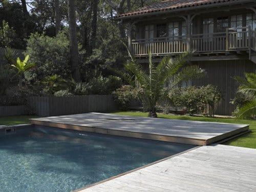 Carr bleu terrasse coulissante id es piscine for Prix piscine carre bleu