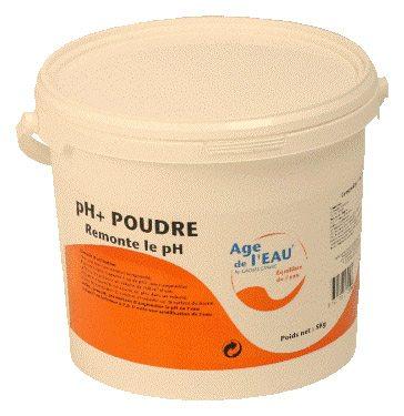 Ajustement du pH