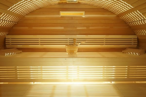 Sauna sur mesure en tremble Tylö