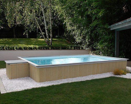 Caron piscines zendo id es piscine for Chauffage piscine 974