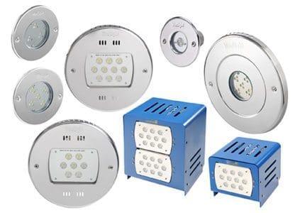 Belenos Aqua présente une nouvelle génération de projecteurs subaquatiques à LED