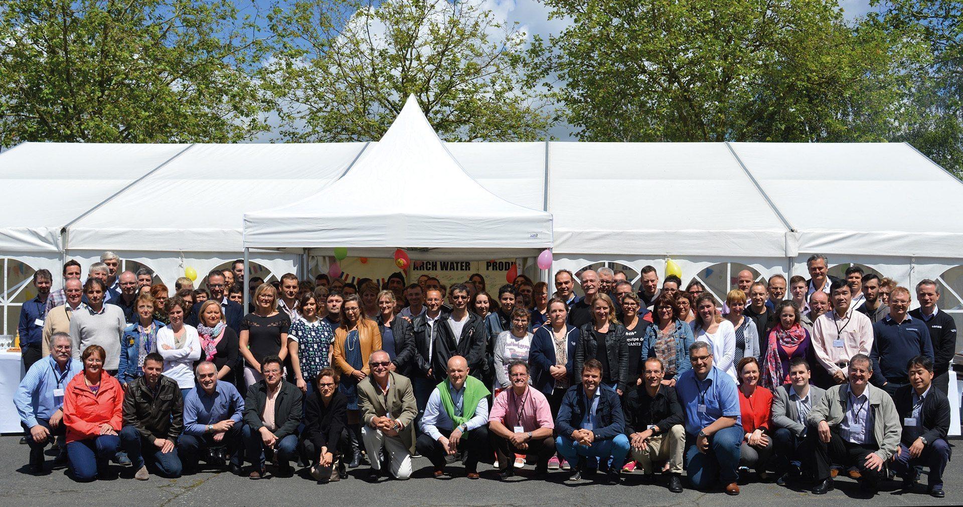 Le 15 juin 2016, la société a célébré ses 40 ans en France, avec tous ses employés et les responsables des usines de la branche « Specialty Ingredients » du groupe Lonza qui étaient également présents pour leur congrès annuel.