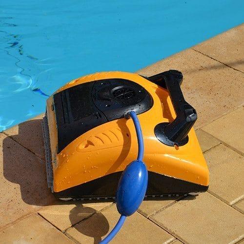 Dolphin w20 id es piscine for Chauffage piscine 974