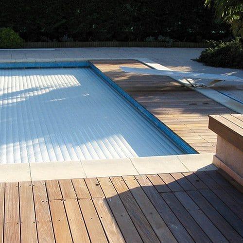 couvertures immergées avec moteur en fosse sèche