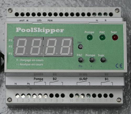 Poolskipper PS0013