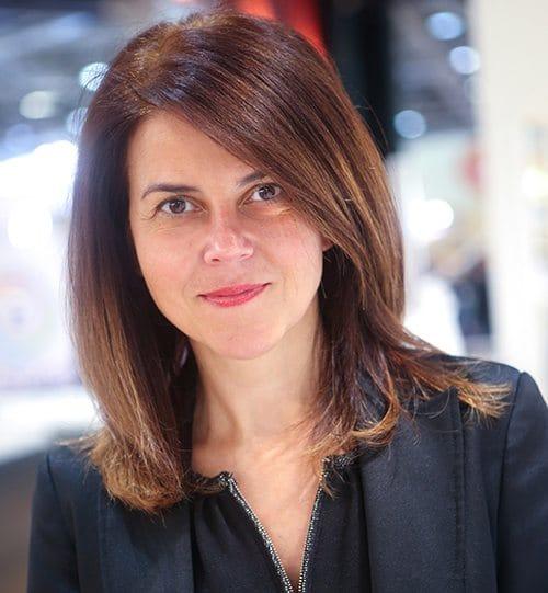Noémi Petit, Directrice du salon Piscine Global 2016