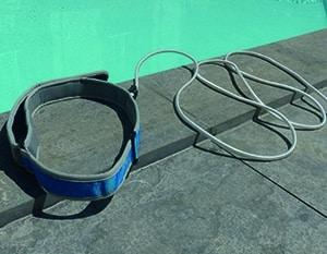 ceinture de nage Walter piscine
