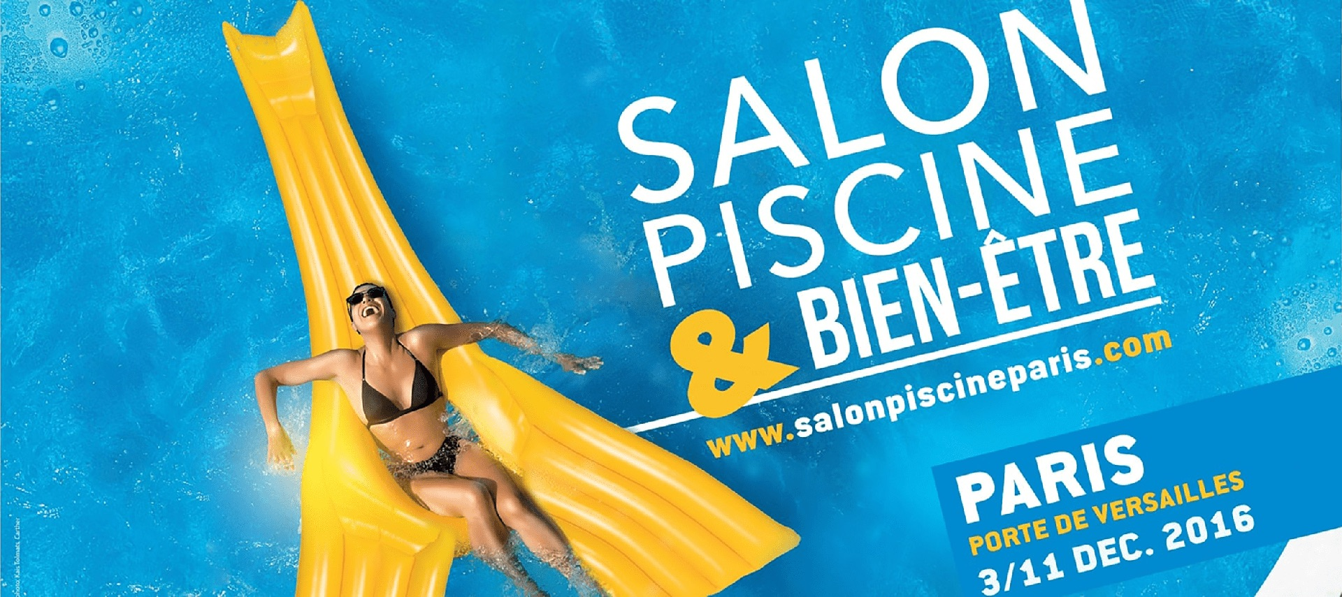 Salon piscine be 2016 id es piscine for Piscine bien etre