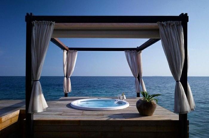 15 idées d'installation de spa encastré