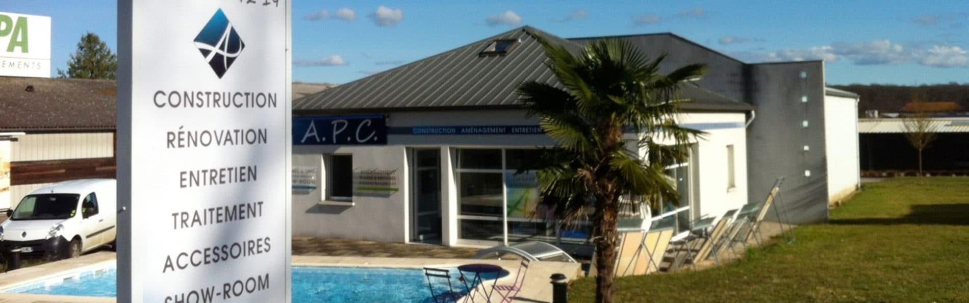 A.P.C. Piscines & Spas – Hydro Sud Bourg-en-Bresse
