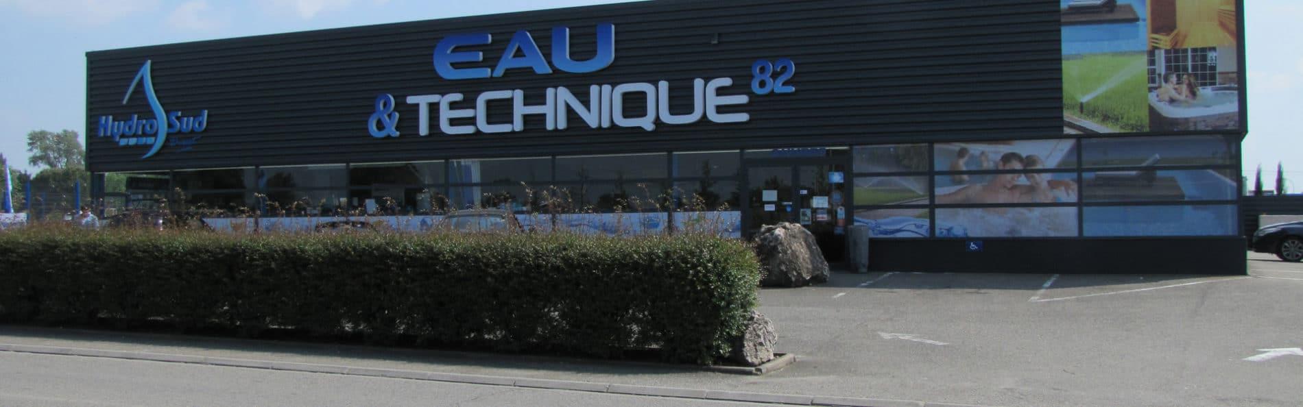 Eau et Technique 82 – Hydro Sud Montauban