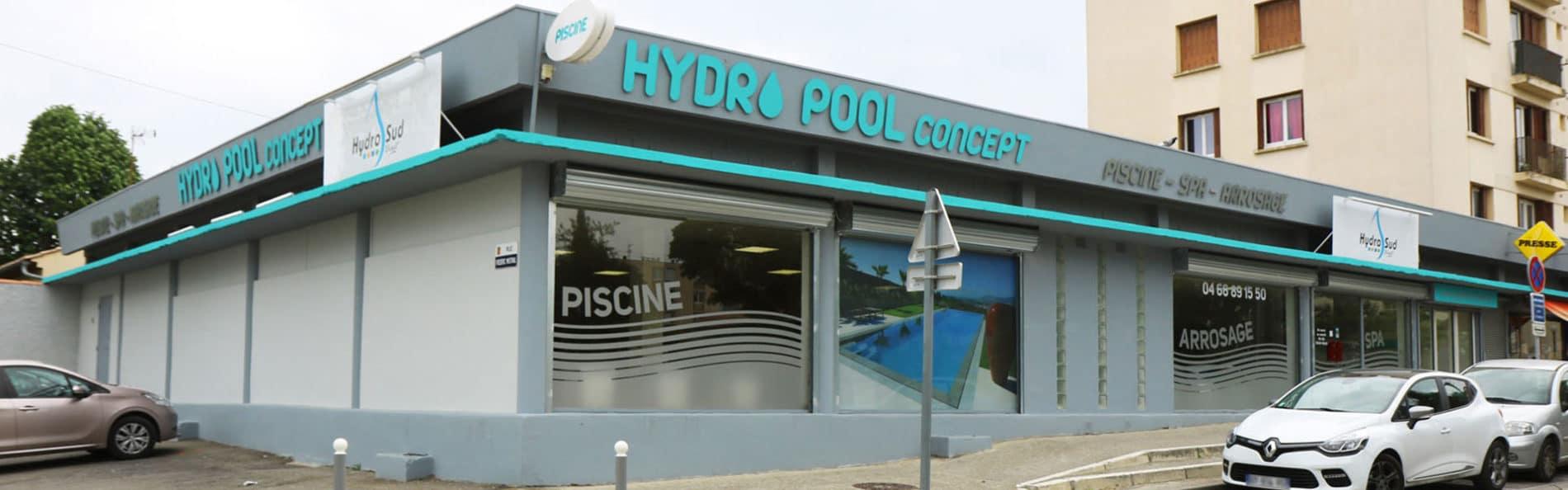 Hydro Pool Concept – Hydro Sud Bagnols-Sur-Cèze