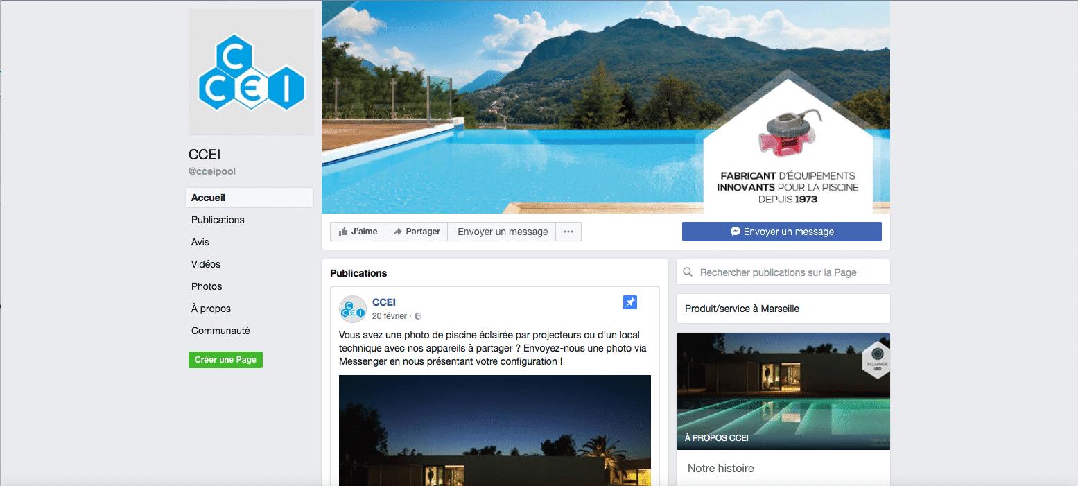 CCEI sur les réseaux sociaux