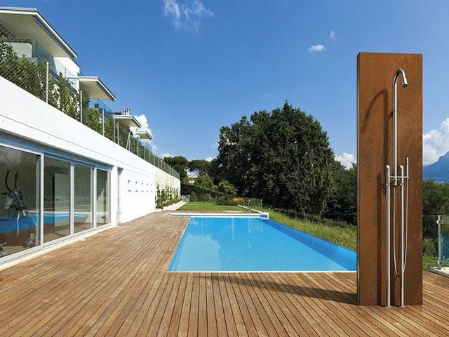 Douche de piscine MGS Milano
