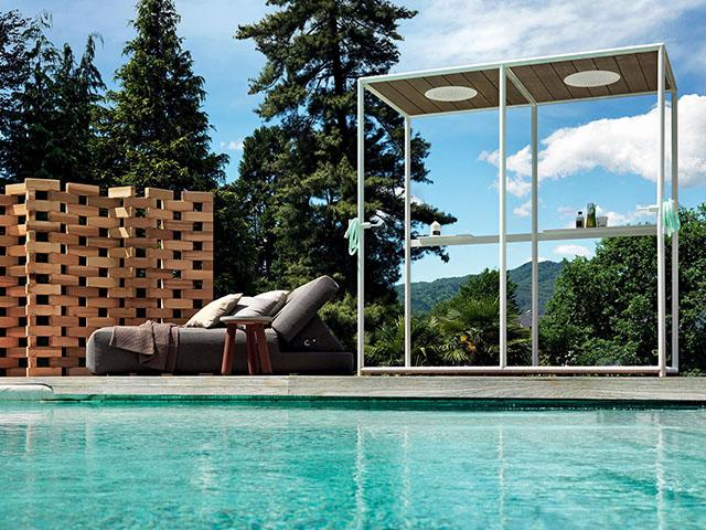 Douche de piscine Wazebo de Kos