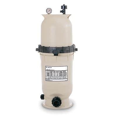 Filtre à cartouche Clean & Clear de Pentair Aquatic System.