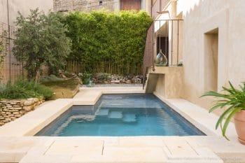 Mini-piscine par Rouvière Collection