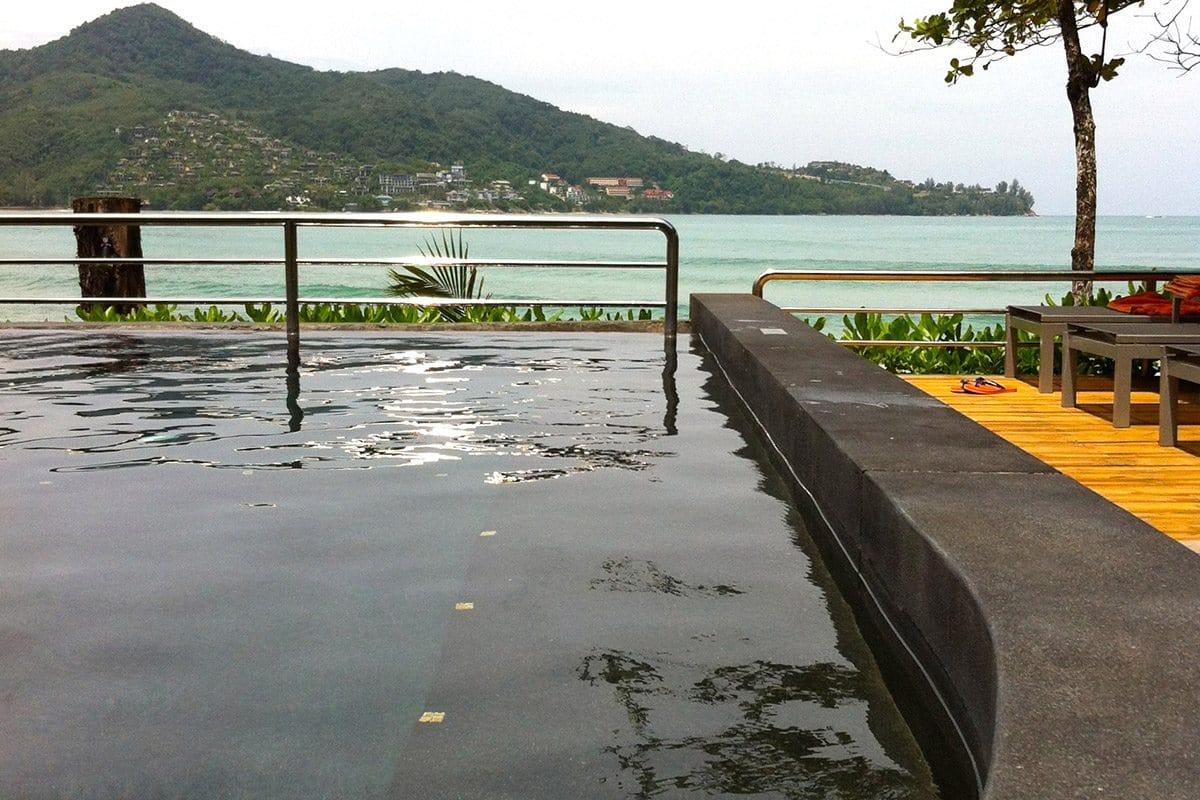 piscine thailande