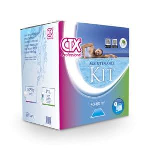 Kit Traitement de l'eau CTX